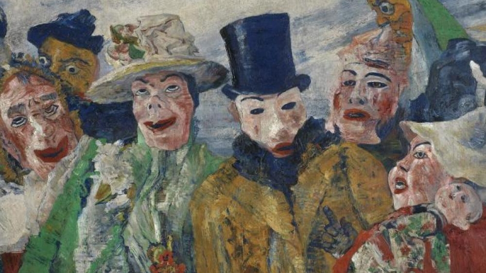 Intrigue - ensor